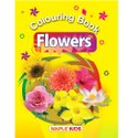 Colouring Book Of Flowers