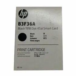 HP 1918 B3F36A Black Dye Ink Cartridge