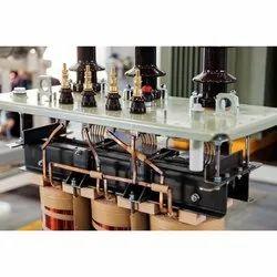 Three Phase Oil Cooled Electrical Power Transformer, Output Voltage: 415 V / 433 V