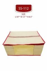 Mix Shree Shyam Products Non Woven Box Saree Cover