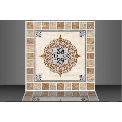 Sky Touch Brown Matt Square Carpet Tiles, For Flooring