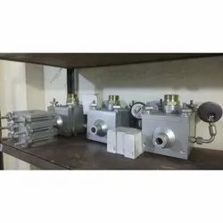 Air Chamber Optical Fiber Cable Blowing Machine