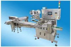 Automatic Ice Cream Pouch Packaging Machine