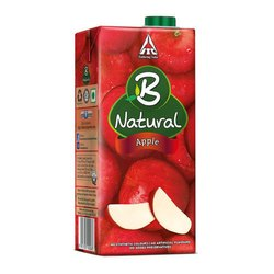 B Natural Fresh Apple Juice