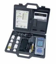Multiparameter Portable Meter pH/ mV/Ion/ Conductivity/ TDS/ Resistivity/ Salinity/ Temp