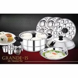 Grande-15 Idli Steamer Pot
