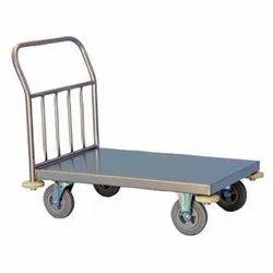 SS Heavy Platform Trolley