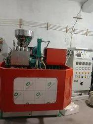 Four Head Blow Moulding Deflashing Machine