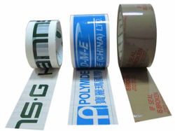 BOPP Material Tape Quality Wonder Printed Packaging Tapes, For Industrial, Thickness: Starts From 38 Micron Onwards