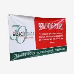 Vinyl Banner for Advertising