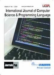International Journal of Computer Science and Programming language