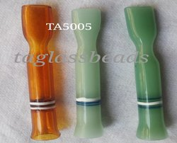 Glass Opique Colour One Hitter Pipe