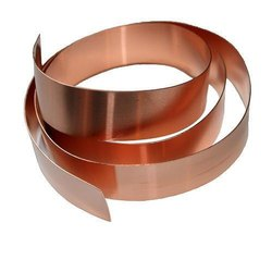 Copper Strips, For Earthing, Thickness: 0.1-3.0 Mm