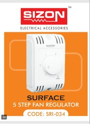White Surface Regulator Sizon for Home