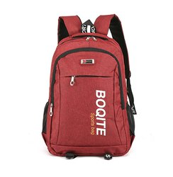 Polyester Unisex Fashion College School Backpack Bag