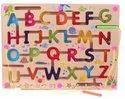 Magnetic Maze Alphabet