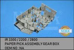 Paper Pick Assembly Gear Box IR 3300 / 2200  / 2800