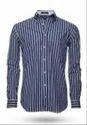 Men Blue Shirt