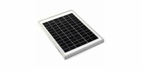 Exide 10w Solar Panel Operating Voltage 18 V Rs 580 Piece Dishachi Energy Id 20954531612