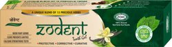 Zoic Pharmaceuticals Herbal Tooth Gel, Packaging Size: 100 Gm