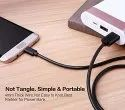 Deodap Micro Usb Data Fast Charging For Android Smartphones, Bluetooth Earphones Power Bank Cable