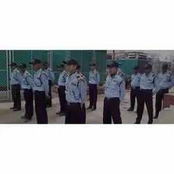Unarmed Industrial Security Service
