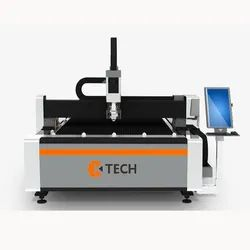 K Tech Fiber Laser Machine