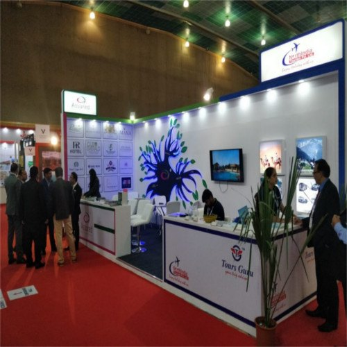 Modular Exhibition Stand Job : Modular exhibition stand at rs square meter exhibition