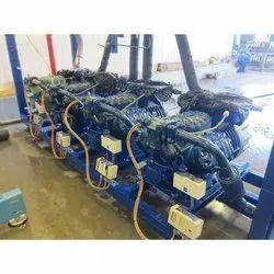 400 V-3 Phase-50 Hz Bitzer Compressor, Capacity: 15 Ton