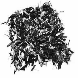 Black Chopped Carbon Fiber