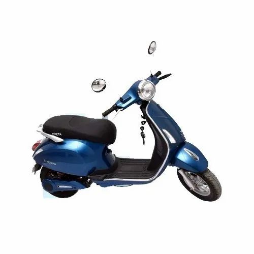 Electric Vespa Ev Scooter, Vehicle Model: Evespa, Rs 60000 /piece | ID:  22163157388