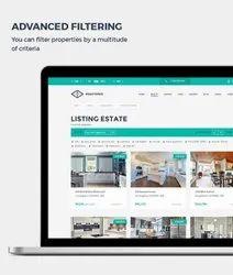 Real Estate Solution Website