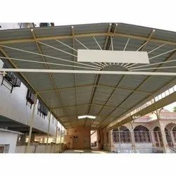Prefab Pre Fabricated Steel Building Shed