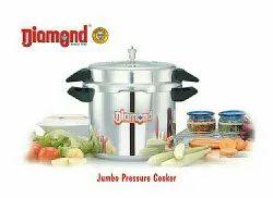 20 liter Aluminium Jumbo Pressure Cooker