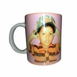 Ceramic Printed Coffee Mug, Packaging Type: Box, Capacity: 200 mL
