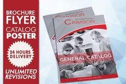 10 - 30 Days Brochure Catalog Design Services
