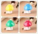 Mushroomlampsetof2 0.2-Watt Automatic Night Sensor -LED Night Mashroom Lamp