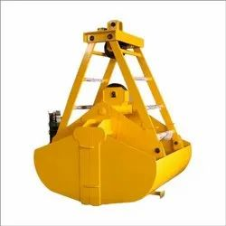 MTEC Electric Grab Bucket Crane, Capacity: 10-15 ton