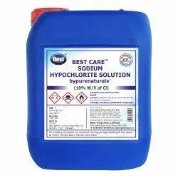 Best Care Sodium Hypochlorite Solutions ByPurenaturals 10 Litre