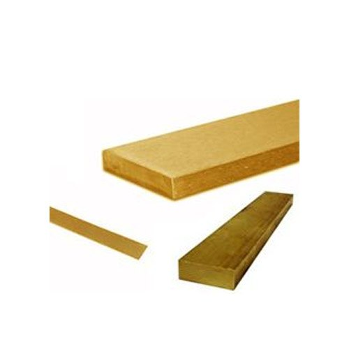 Katariyaa Brass Flat, Thickness: 5-10 Mm