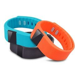 Fit-Bit Tracker, Pedometer And Heart Rate Band