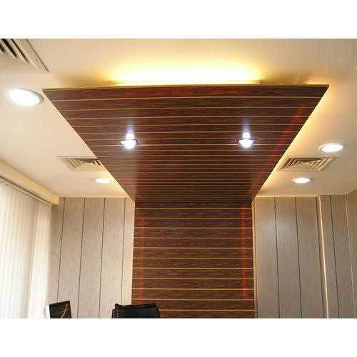 Pvc Office Ceiling Panel Polyvinyl Chloride Ceiling Panel