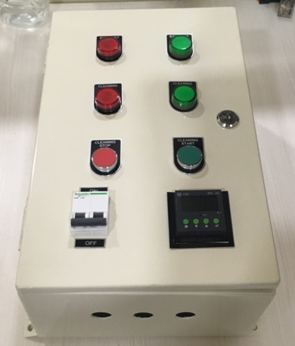 SS Garbage Chute Control Panel