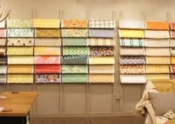 Interior Designing Of Fabrics Shop