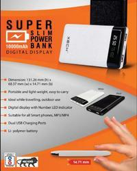 Power Bank with LED Torch