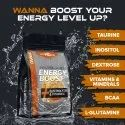 Energy Boost Black Current 500 gm