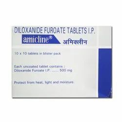 Diloxanide Furoate Tablets IP