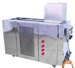Semi Auto Chapati Making Machine