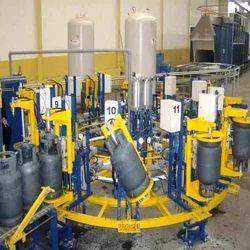 Cylinder Hydro Testing Service