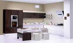 Commercial Island Modular Kitchen